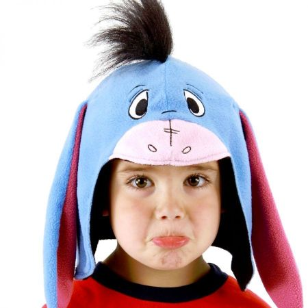 Elope Eeyore Hoodie Hat