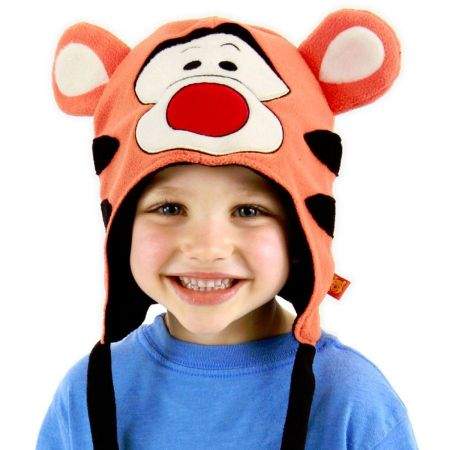 Elope Tigger Peruvian Hoodie Hat