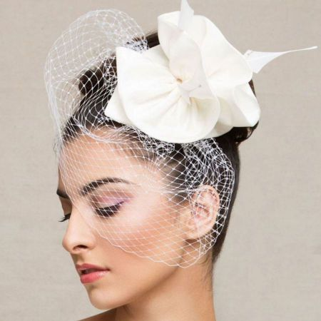 Arturo Rios Collection Twist and Veil Bridal 2