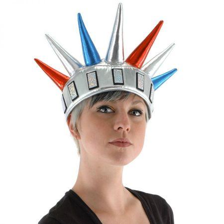 Patriotic Statue of Liberty