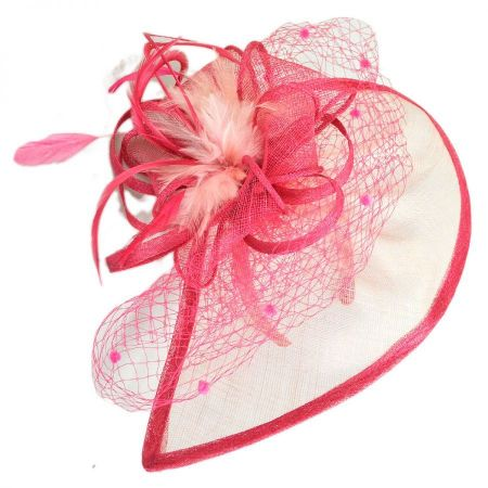 Joslyn Fox Fascinator