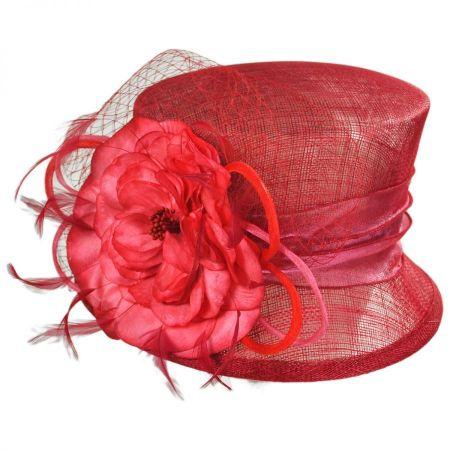 Dela Crème Cloche Hat