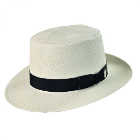 Roll-Up Optimo Panama Straw Hat
