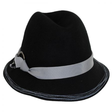 Hatch Hats Inspector Fedora Hat