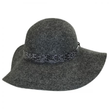Hatch Hats Serpent Band Floppy Hat