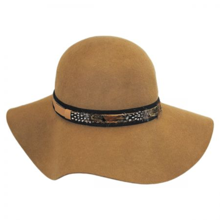 Hatch Hats Feather Band Floppy Hat