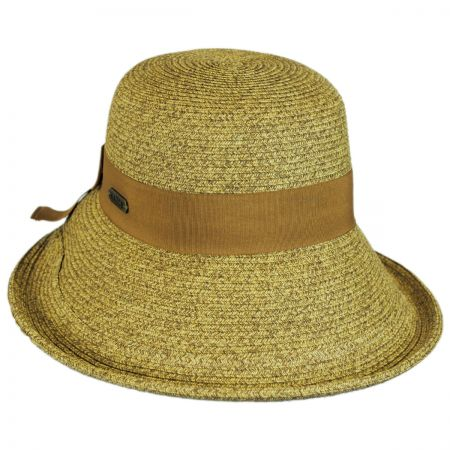 Hatch Hats Long Beach Straw Off Face Hat