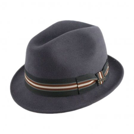 California Stingy Brim Fedora Hat