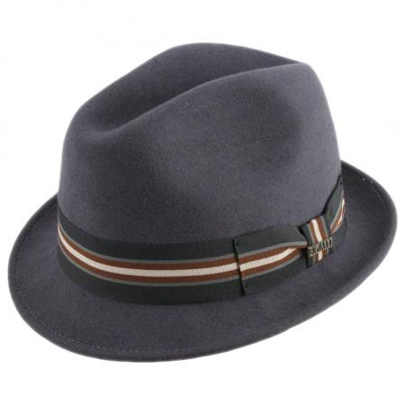 California Stingy Brim Fedora Hat
