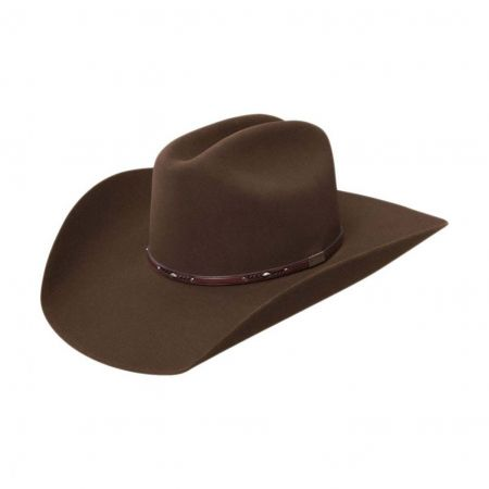 Resistol George Strait Collection Palo Duro Western Hat - Made to Order