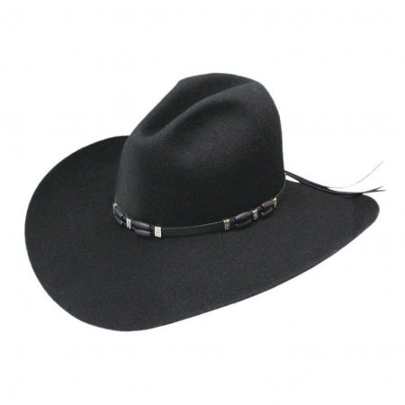 Wool Collection Cisco Western Hat