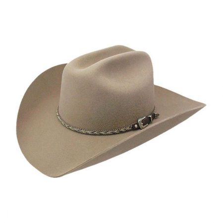 Resistol Wool Collection Dry Gulch Western Hat