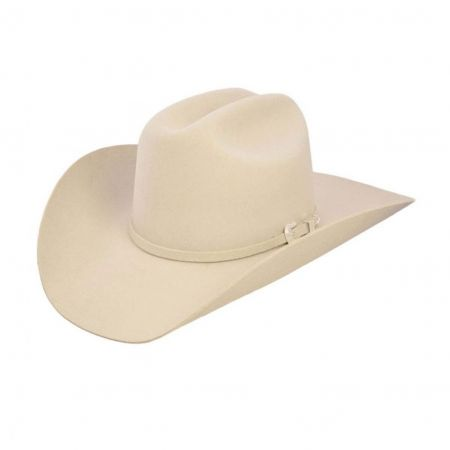 Wool Collection Tucker Western Hat