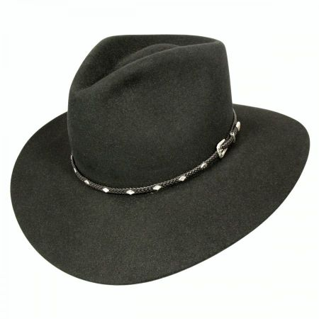 Stetson Diamond Jim Fur Felt Cowboy Hat