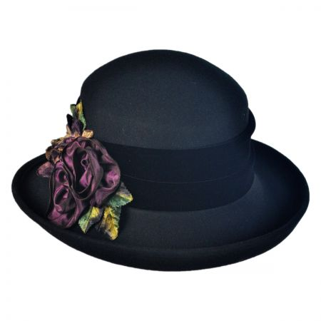 Toucan Rosette Profile Hat