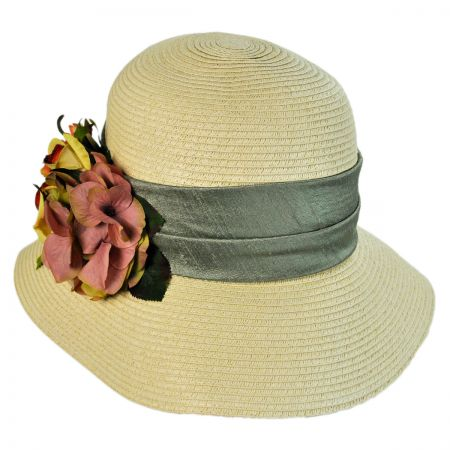 Toucan Dry Rose Packable Cloche