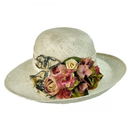 Toucan Romance Profile Hat