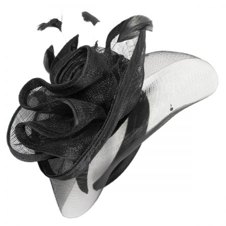 Toucan Sinamay Fascinator