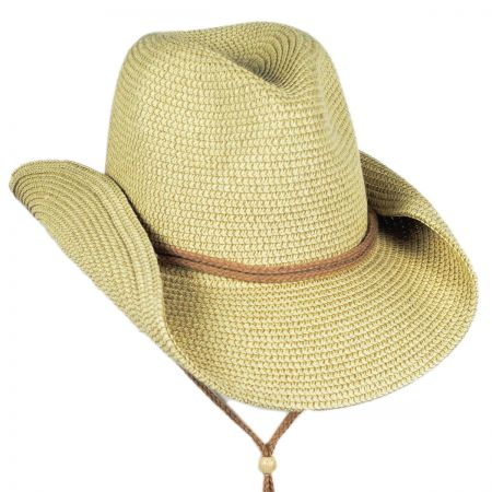 Toucan Heather Cowboy Hat