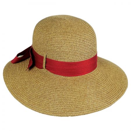 Toucan Packable Twill Sunhat