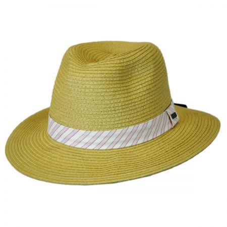 Keds Wide Brim Fedora Hat
