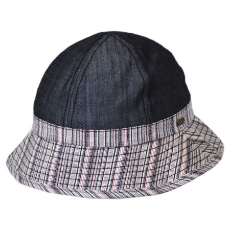 Keds Color Block Dome Bucket Hat