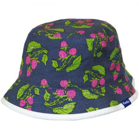 Keds Berry/Dots Reversible Bucket Hat