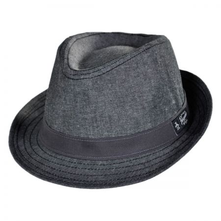 Penguin Diamond Trilby Hat