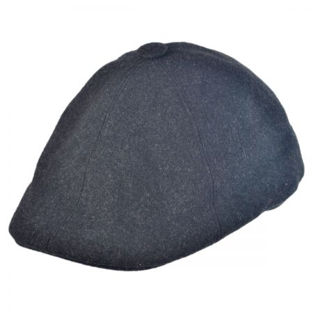 Wigens Caps Benny Melton Wool Newsboy Cap Hat