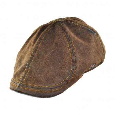 Duckbill Earflap Ivy Cap