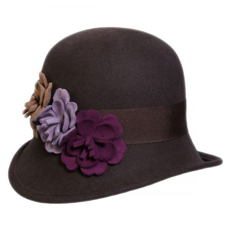 Conner Country Garden Cloche Hat