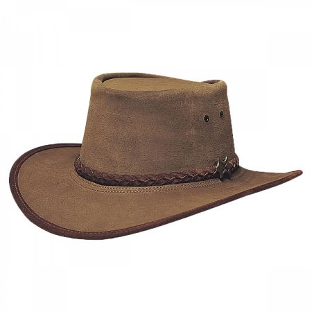 BC Hats Stockman Suede Hat