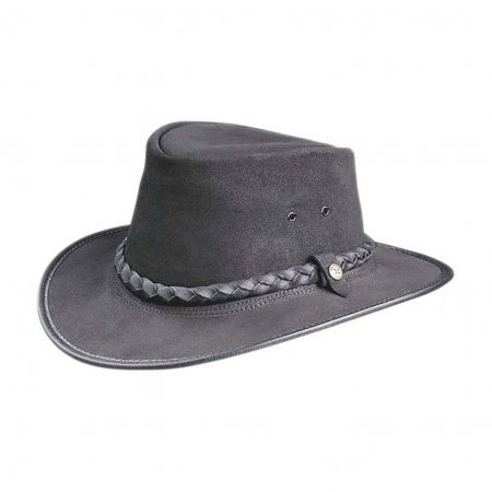 Bac Pac Traveller Smooth Leather Hat
