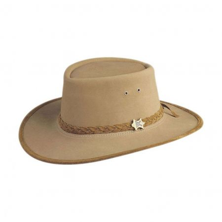 Stockman Suede Hat