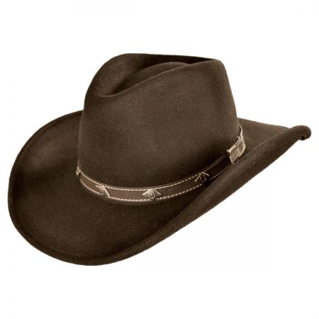 Conner Horseshoe Band Western Hat