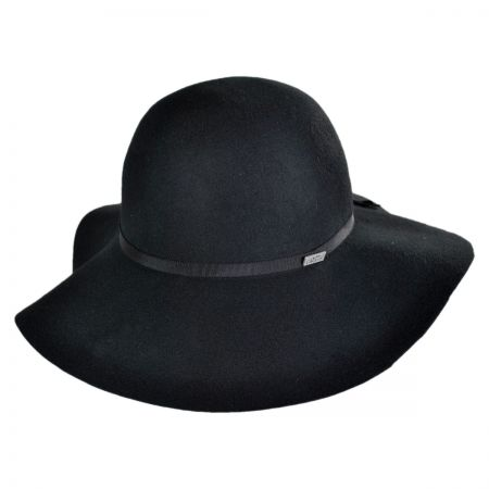 Conner Wool Floppy Hat