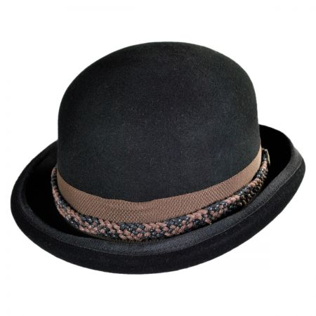 Conner Steam Punk Bowler Hat