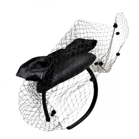 Conner Veil Fascinator Headband