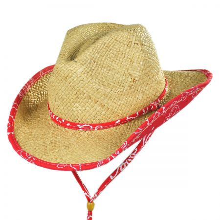 Conner Child's Bandana Western Hat
