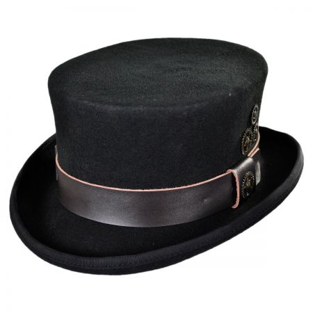 Conner Time Travel Steampunk Top Hat