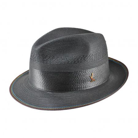 Carlos Santana Smooth Fedora Hat