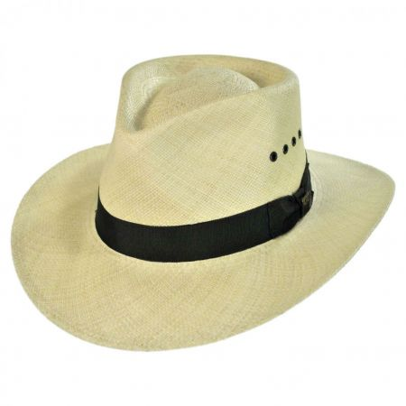 Christys' of London Outback Grade 8 Panama Hat