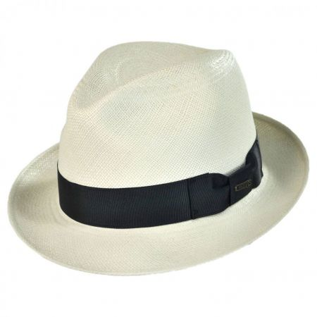 Christys' of London Grade 8 Snap Brim Panama Hat
