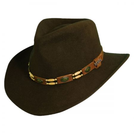Scala Tracker Outback Hat
