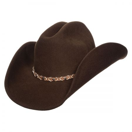 Scala Western Cattleman Hat