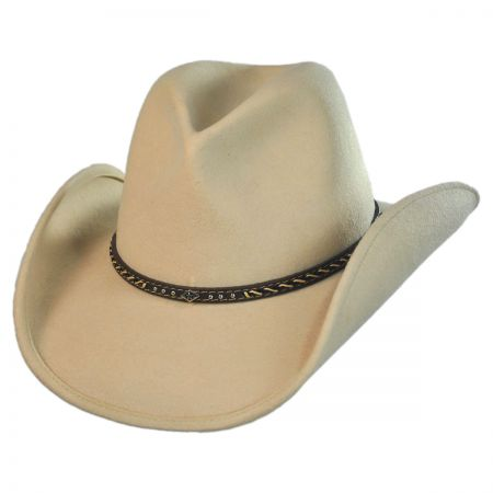 Scala Western Rancher Hat