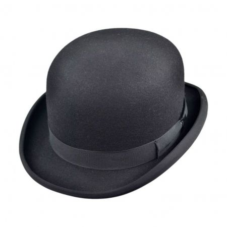 Christys' of London Fur Felt Bowler Hat