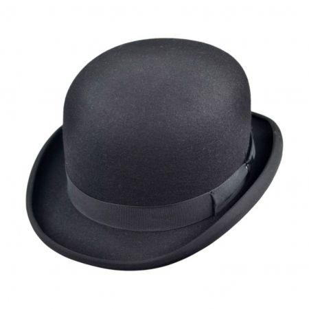 Fur Felt Bowler Hat