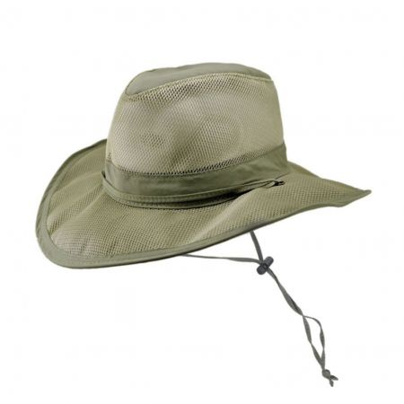 Dorfman Pacific Supplex Aussie Hat