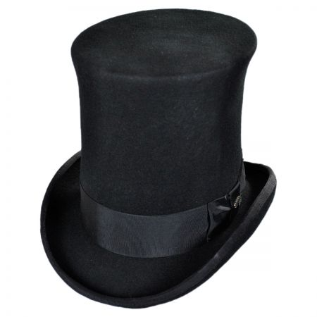 Scala Victorian Tall Top Hat